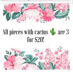 🌵3 FOR $20 SALE!🌵
